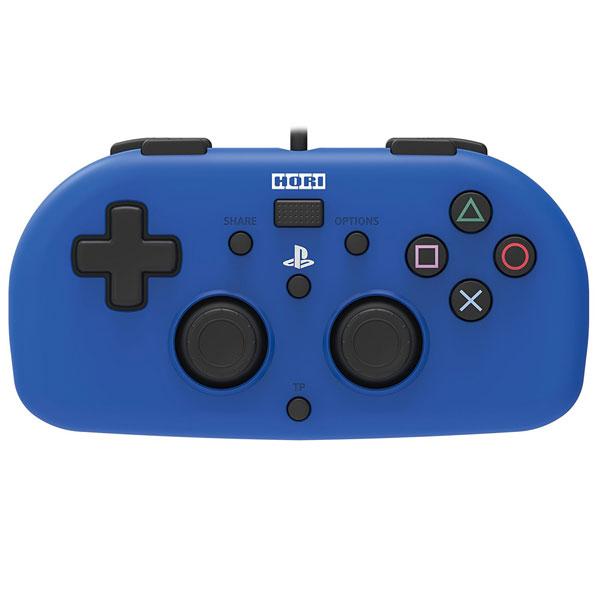 ワイヤードコントローラーライト ブルー for PlayStation 4
