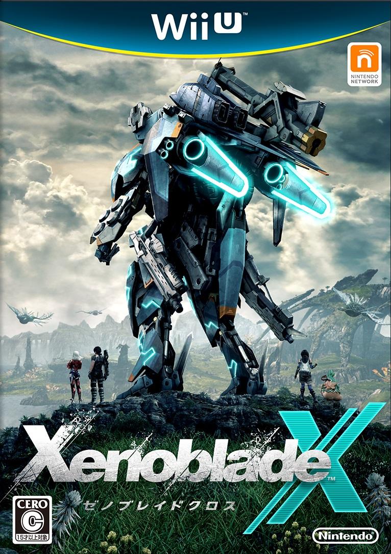 楽天ブックス: XenobladeX ゼノブレイドクロス - Wii U ...