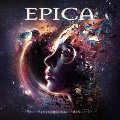 Shirt GIRLIE EPICA The Holographic Principle