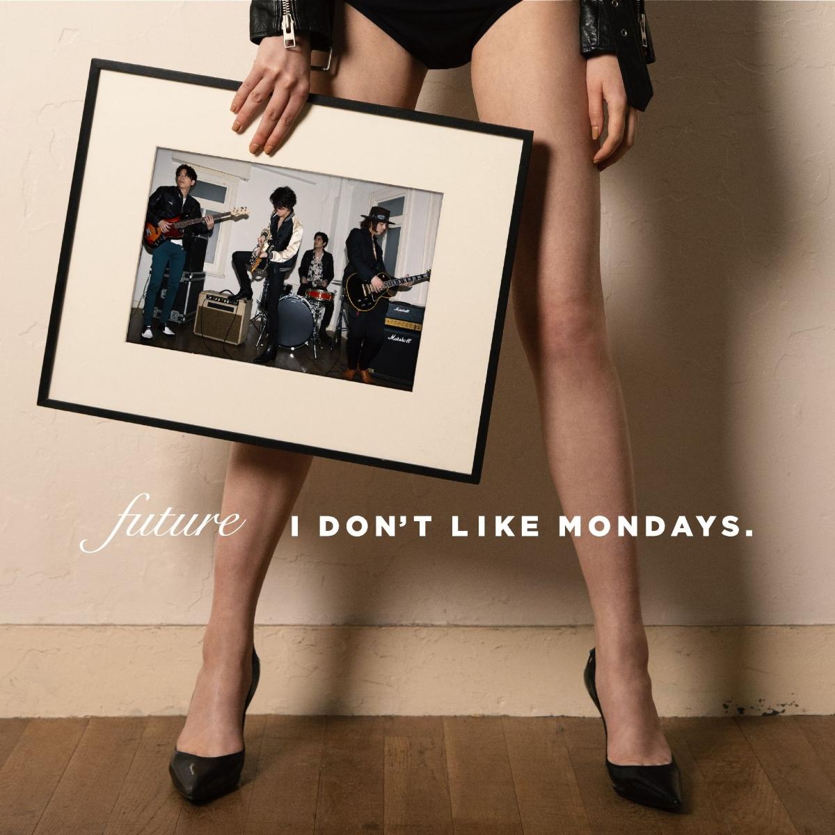 I Don`t Like Mondays. FUTURE (CD+DVD)