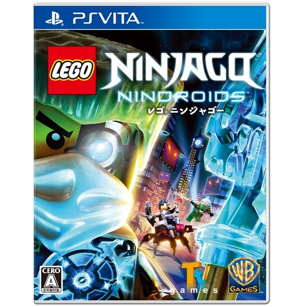 LEGOニンジャゴー ニンドロイド PS Vita版