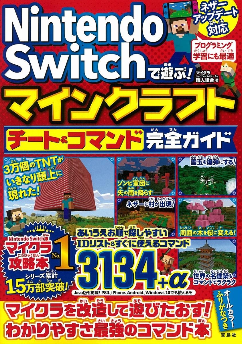 Switch マイクラ