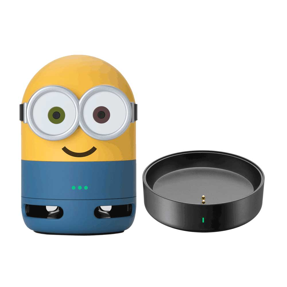 Clova Friends mini MINIONS Bob + Clova Friends Dock(赤外線リモコン) セット