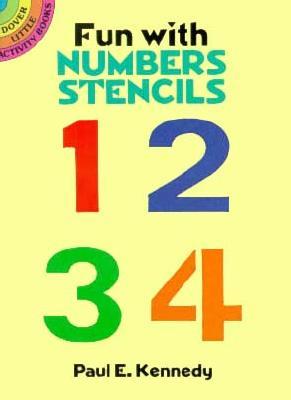 楽天ブックス fun with numbers stencils paul e kennedy