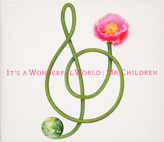 楽天ブックス it s a wonderful world mr children 4988061861067 cd