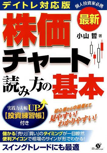 株価チャート読み方の基本 10%OFF 最新デイトレ対応版 輸入 1000円以上送料無料 小山哲