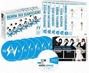 でんぱの神神 DVD 神BOXビリフォー/でんぱ組,inc【1000円以上送料無料】