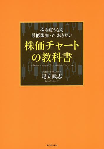 卸売り 株を買うなら最低限知っておきたい株価チャートの教科書 足立武志 1000円以上送料無料 定番スタイル