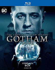 GOTHAM/ゴッサム<サード・シーズン>コンプリート・ボックス(Blu-ray Disc)/ベンジャミン・マッケンジー【1000円以上送料無料】