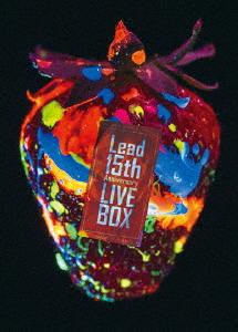 Lead 15th Anniversary LIVE BOX(Blu-ray Disc)/Lead【1000円以上送料無料】