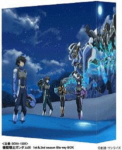 機動戦士ガンダム00 1st&2nd season Blu-ray BOX(Blu-ray Disc)/ガンダム【1000円以上送料無料】