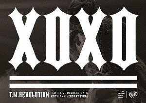 T.M.R. LIVE REVOLUTION'17 -20th Anniversary FINAL at Saitama Super Arena-(Blu-ray Disc)/T,M,Revolution【1000円以上送料無料】