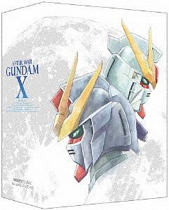 機動新世紀ガンダムX Blu-rayメモリアルボックス(Blu-ray Disc)/ガンダム【1000円以上送料無料】