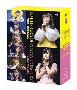 NMB48 GRADUATION CONCERT~MIORI ICHIKAWA/FUUKO YAGURA~(Blu-ray Disc)/NMB48【1000円以上送料無料】