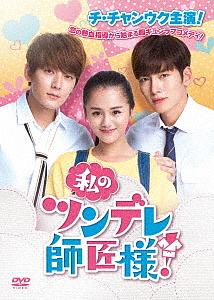 私のツンデレ師匠様! DVD-BOX2/チ・チャンウク【1000円以上送料無料】
