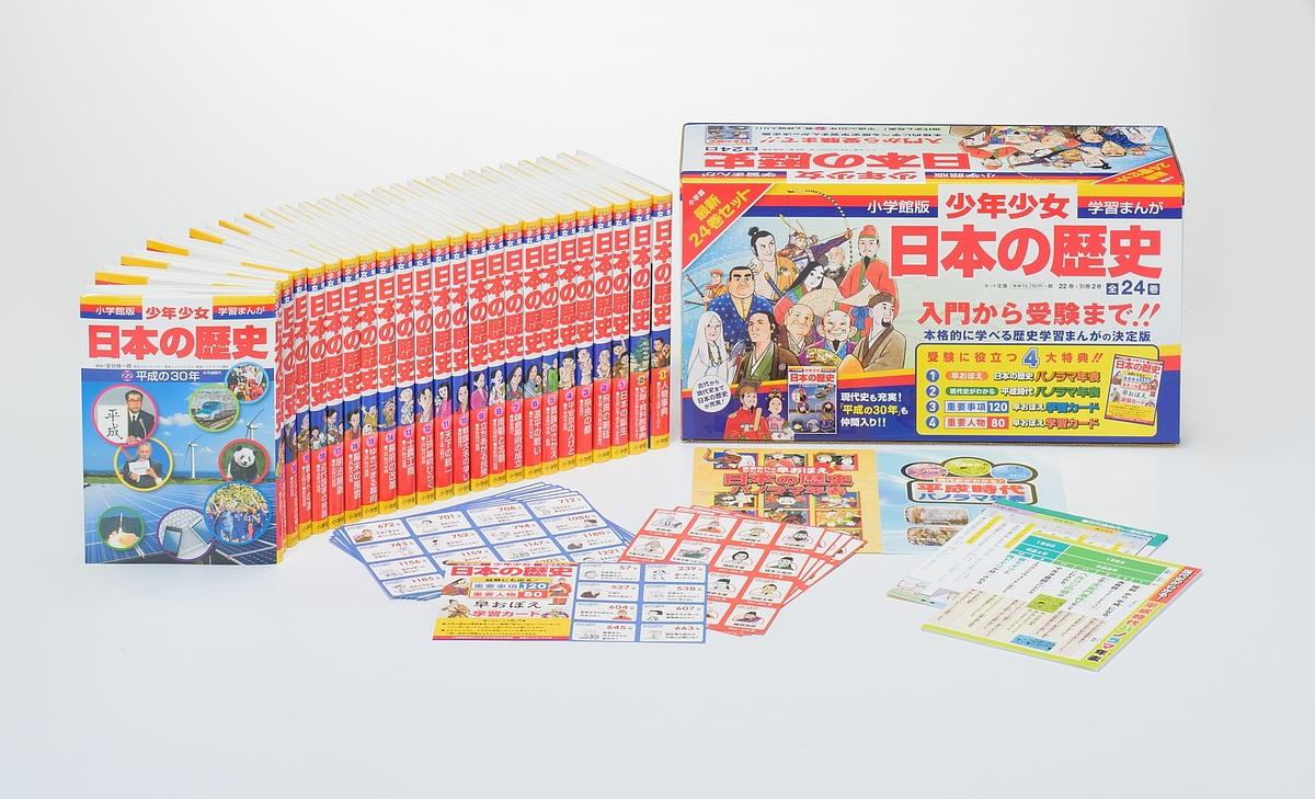 日本の歴史最新セット 24巻セット/児玉幸多【1000円以上送料無料】