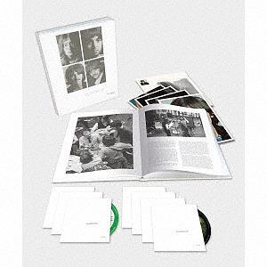 〔予約〕ザ・ビートルズ(ホワイト・アルバム)(スーパー・デラックス・エディション)(Blu-ray Disc付)/ビートルズ【1000円以上送料無料】