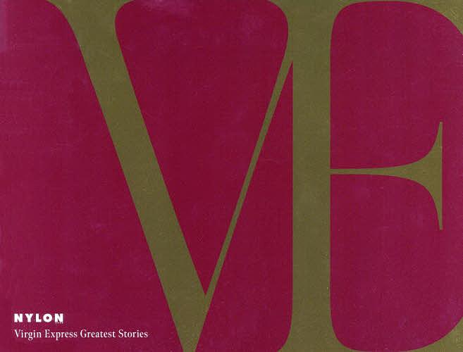 Virgin 超激安 Express Greatest Stories 《週末限定タイムセール》 JAPAN 1000円以上送料無料 NYLON