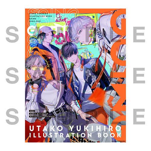 MVPブランド商品 UTAKO YUKIHIRO ILLUS 1000円以上送料無料 安い 受賞店