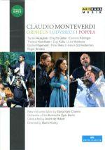 【中古】 モンテヴェルディ:「オルフェウス」「オデュッセウス」「ポッペーア」 /(クラシック) 【中古】afb
