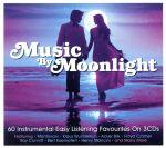 中古 輸入盤 Music By Moonlight afb 格安激安 オムニバス 超目玉 Import