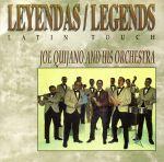 人気急上昇 中古 輸入盤 Latin Touch: Leyendas 安い 激安 プチプラ 高品質 アーティスト JoeQuijano Legends afb
