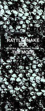 【中古】 RATTLESNAKE BOX THE MODS Tracks in Antinos Years(完全生産限定版)(8Blu-spec CD2+DVD 【中古】afb