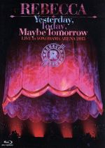 【中古】 Yesterday,Today,Maybe Tomorrow LIVE in YOKOHAMA ARENA 2015(Blu-ray Disc) /R 【中古】afb