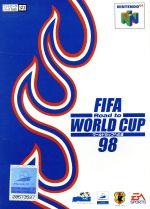 中古 FIFA ROAD TO WORLD 98 男女兼用 afb CUP NINTENDO64 『4年保証』