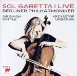 中古 ソル ガベッタ 新着 ベルリン 保証 フィル ライヴ Blu-spec vc マルティヌー:チェロ協奏曲 afb ~エルガー CD2