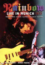 中古 高品質 Rainbow LIVE IN MUNICH 1977 レインボー ロニー ジェイムス 春の新作続々 ブラックモア リッチー ストー afb デヴィッド g ディオ vo