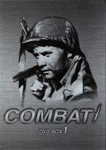 【中古】 コンバット!DVD-BOX1 /ヴィック・モロー,リック・ジェイソン,ピエール・ジャベール 【中古】afb