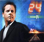 中古 ☆正規品新品未使用品 24-TWENTY 2020新作 FOUR-シーズンIV DVDコレクターズBOX サザーランド キーファー afb