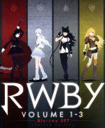 【中古】 RWBY VOLUME 1-3 Blu-ray SET(初回仕様版)(Blu-ray Disc) /モンティ・オウム(原作) 【中古】afb