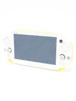 【中古】 【箱説なし】PlayStationVita Wi-Fiモデル:ライムグリーン/ホワイト(PCH2000ZA13) /本体(携帯ゲーム機) 【中古】afb