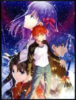 中古 劇場版 Fate stay night Heaven's Feel afb セール価格 完全生産限定版 正規品スーパーSALE×店内全品キャンペーン I.presage flower Disc Blu-ray