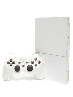 【中古】 【箱説なし】PlayStation2:セラミック・ホワイト(SCPH90000CW) /本体 【中古】afb