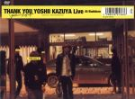 【中古】 THANK YOU YOSHII KAZUYA Live At Budokan(初回生産限定版) /吉井和哉 【中古】afb