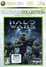 【中古】 Halo Wars Xbox 360 プラチナコレクション  /Xbox360 【中古】afb