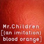 限定品 中古 an imitation blood 爆買い送料無料 orange Mr.Children 初回限定盤 DVD付 afb