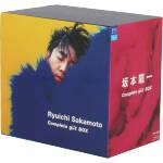 【中古】 坂本龍一 Complete gut BOX(Blu-spec CD) /坂本龍一 【中古】afb