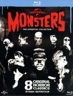【中古】 ユニバーサル・モンスターズ・コレクション(Blu-ray Disc) /(洋画) 【中古】afb