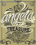【中古】 angela TREASURE Blu-ray BOX(Blu-ray Disc) /angela 【中古】afb