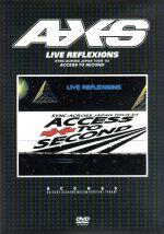 【中古】 LIVE REFLEXIONS-ACCESS TO SECOND- /access 【中古】afb