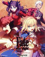 【中古】 Fate/stay night BOX(Blu-ray Disc) /奈須きのこ(原作),杉山紀彰(衛宮士郎),川澄綾子(セイバー),植田佳奈(遠坂凛) 【中古】afb