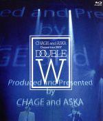 【中古】 CHAGE and ASKA CONCERT TOUR 2007 DOUBLE(Blu-ray Disc) /CHAGE&ASKA 【中古】afb