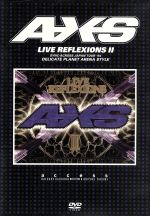 【中古】 LIVE REFLEXIONS II-SYNC-ACROSS JAPAN TOUR'94 DELICATE PLANET ARENA STYLE-II /a 【中古】afb