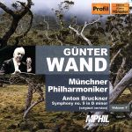 中古 ブルックナー:交響曲第9番 ヴァント フィル afb 優先配送 お金を節約 ミュンヘン