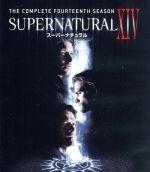 【中古】 SUPERNATURAL XIV<フォーティーン・シーズン>コンプリート・ボックス(Blu-ray Disc) /ジャレッド・パダレッキ,ジェンセン・アクレ 【中古】afb