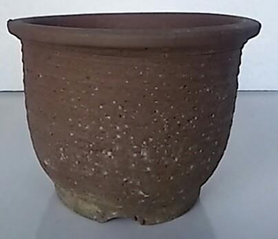 ■植木鉢 径約15cm高さ約12cm 定番スタイル いつでも送料無料 単品化粧鉢 中古品 スタンダード